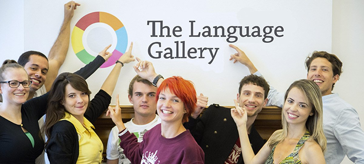 Языковые курсы в The Language Gallery - Образовательный центр в Казахстане